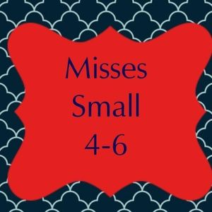 Tops - Misses small